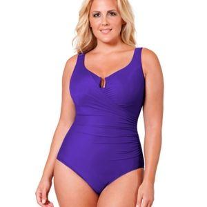 Miraclesuit Escape Tummy Control Bathing Suit